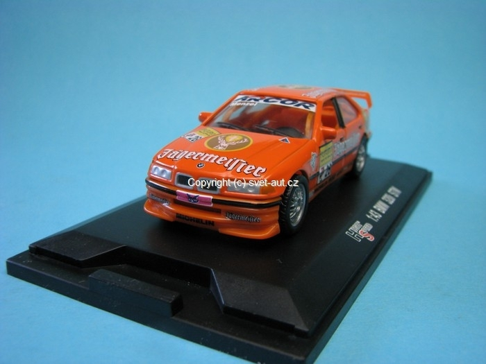 BMW 320i STW Jagermeister No.26 1:43 High Speed